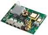 4 or 2-port 10/100/1000 BaseT(X) 802.3af (PoE) Compliant Ethernet ports -- MIOe-3674