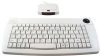 Wireless PS/2 Keyboard w/ Trackball Mouse -- 89-127