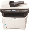 Black and White Multifunctional Printer -- ECOSYS FS-1035MFP/DP - Image