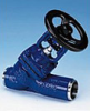 ARI-FABA® Plus Stop Valves, Y-Pattern- PN 25 Bar with Butt Weld Ends -- 34.066 (DN 356) 14