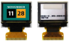 Display Modules - LCD, OLED, Graphic -- NHD-0.95-9664G-ND -Image