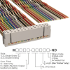Rectangular Cable Assemblies -- M1AXK-2640K-ND -Image