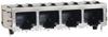 Modular Connectors - Jacks -- 380-1035-ND