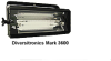 Diversitronics Mark 3600 Strobe Light - *More Info* -- 135-810