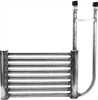 Immersion Heater - Over-the-side - Side Mount Heat Exchangers Metal Tube Heating or Cooling Coils -- GRS