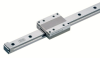 Miniature Crossed Roller Linear Slide Guide, Wide, SER Type -- SER-WA