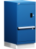 Stationary Compact Cabinet with Partitions -- L3ABD-3439L3D -Image