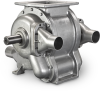Rotary Valves: Metering with Airlock -- Aero-Flow? Series