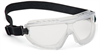 Wheelz Goggle Goggles & Faceshields, Clear Lens Color, Clear Frame Color Safety Glasses & Safety Goggles GLS505 -- GLS505 -Image