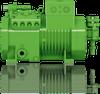 Compact Semi-hermetic Reciprocating Compressors