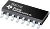 TS3L110 Quad SPDT High-Bandwidth 10/100 Base-T Lan Switch Differential 8 to 4 Multiplexer/Demultiplexer -- TS3L110DGVR -Image