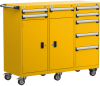 Mobile Compact Cabinet with Partitions -- L3BJG-4003L3 -- View Larger Image