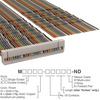 Rectangular Cable Assemblies -- M1BXK-6040K-ND -Image