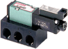 Micro-Air Series Direct Solenoid Actuated Valve -- M11**6