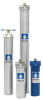 Single Cartridge Filter Housings with Bolt & Nut Closure for Liquids - FOS, FOSBN and FOC Series