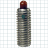 Stainless Steel Spring Plungers with Delrin® Nose