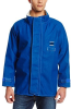 Ansell Sawyer-Tower 66-670 Blue 2XL Flame-Resistant Jacket - 30 in Length - 076490-14818 -- 076490-14818 - Image