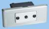 16A/250V Italian Socket -- 88010672 -Image