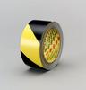 3M™ Safety Stripe Tape 5702 Black/Yellow, 2 in x 36 yd 5.4 mil, 24 per case Bulk -- 5702