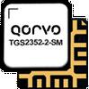 0.5 - 12 GHz, 20 Watt, High Power GaN SPDT Reflective Switch -- TGS2352-2-SM - Image