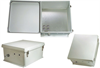 18x16x8 Inch 240 VAC Weatherproof Enclosure with Heating System -- NB181608-2H0 -Image