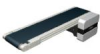 Guided Flat Belt Conveyor SV Series Guided Belt to Prevent Lateral Movement, End Drive, 2-Groove Frame -- SVKB Series - Image