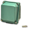 Junction Box for 213 and 215 frame IronHorse  MTCP Series motors -- MTAP-JBOX-210 -- View Larger Image