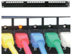 48 Port Cat6 LED Patch Panel -- 102230