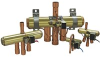 4-way Reversing Solenoid Valves