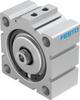Short-stroke cylinder -- ADVC-80-10-I-P -Image