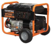 5500 Watt, GP, Portable Gen., Manual -- 6FDK7