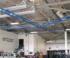 Tether Track™ Fall Arrest: Ceiling Mounted Monorail System