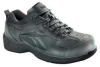 Athletic Shoes,Leather,Black,10,PR -- 22M718 - Image