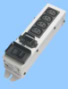 4 Position IEC Accessory Power Strip -- 852J2D08 - Image