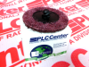 3M 048011-05527-AMED-TR/EACH ( SURFACE CONDITION DISC PLASTIC BUTTON MAROON/EACH ) -Image