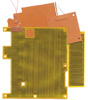 C3400 Series Kapton Insulated or High Temperature Insulated Flexible Heater -- C3400-6208A