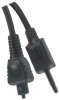 3ft Toslink to Mini Optical Digital Cable -- 260-103
