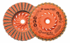 Surface Finishing and Blending Discs -- ENDURO-FLEX 2-in-1™ Turbo - Image