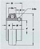 UCX Inserts -- UCX25MM