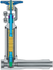 Extended Body Bellows Seal Gate Valves - Image