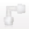 Furon® Grab Seal™ Compression Fitting, Union Elbow -- IMP8UE -Image