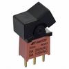 Rocker Switches -- 300AWSP1J1BLKM2RE-ND - Image