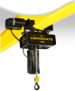 Hand Geared Trolley Hoist -- NERG080