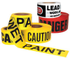 Weather Resistant Specialty Barricade Tape -- Barricade Ribbon