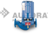 Commercial In Line Mounted Centrifugal Pump -- Model 326A -- View Larger Image