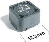 MSD1278T Series High Temperature Shielded Coupled Power Inductors -- MSD1278T-393 -Image