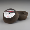 Premier Red Zirconia Alumina-Silicon Carbide Abrasive T11 -- Portable Snagging Wheels