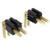 Rectangular Connectors - Headers, Male Pins -- SAM12206-ND -Image