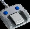 1-pedal Medical Foot Switch -- MKF-MED GP17 -Image