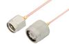 SMA Male to TNC Male Cable 12 Inch Length Using PE-047SR Coax, RoHS -- PE34408LF-12 -Image